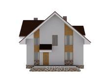 Проект дома 10 на 12