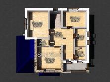 Проект дома 11,5 на 12