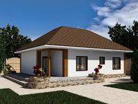 Проект дома 12 на 10