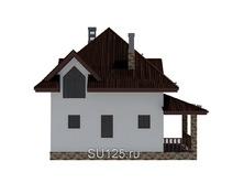 Проект дома11,4 на 10,9
